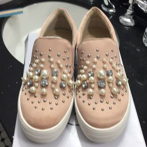 NWT bling sneakers.